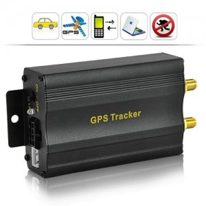 Global GPS Vehicle Tracking Device support Movement and Speed Alert
